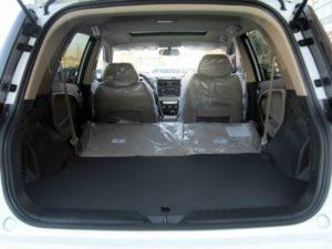 Багажник Geely-GX7