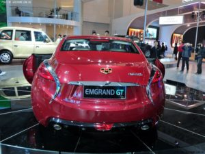 Emgrand GT
