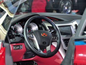Автомобиль Geely Emgrand GT