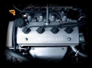 Двигатель Geely CK-2