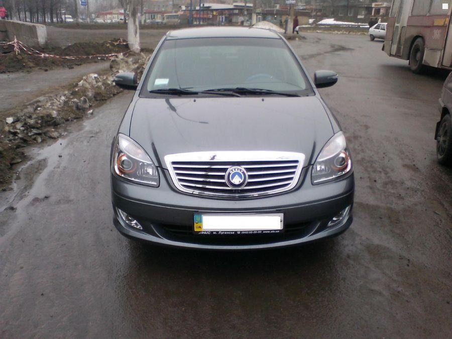 Geely SL 2012 выпуска Луганск с …