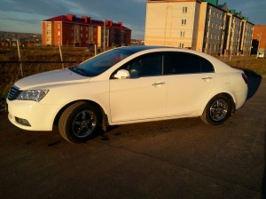 Диски Geely Emgrand