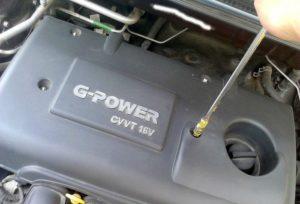 Описание и устранение неисправностей двигателя Emgrand EC7