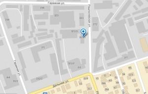 Адрес автосалона Geely Emgrand в Краснодаре