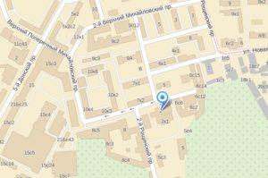 Адрес дилерского центра Geely Emgrand в Москве