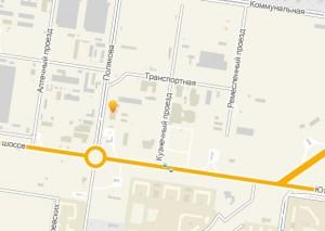 Адрес автосалона Geely Emgrand в Тольятти