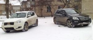 Geely Emgrand X7 отзывы владельцев о белоруской сборки