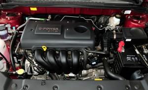 Двигатель Geely Emgrand EC7 RV