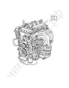 Двигатель Джили Эмгранд х7