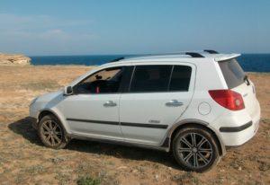 Отзывы о автомобиле Geely MK Cross