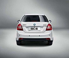Технические характеристики Geely GC6