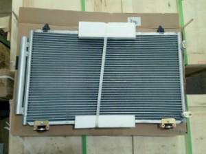 Решетка радиатора Geely Emgrand X7