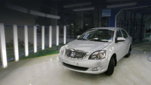 Geely с трейд ин