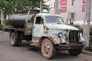 Производство китайских грузовиков