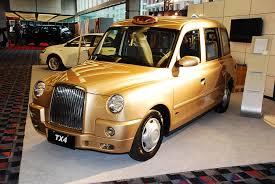 Такси Geely TX4 - возрождение классики