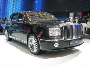 Лимузин Geely GE