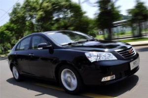Самые надежные китайские автомобили Geely Emgrand