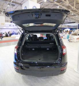 Багажник Geely Emgrand X7