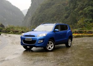 Geely Emgrand X9