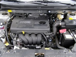 Двигатель Geely GC7