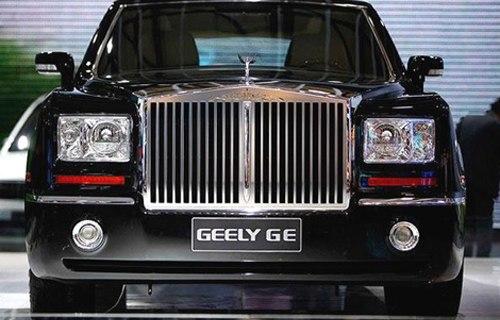 Geely Ge цена