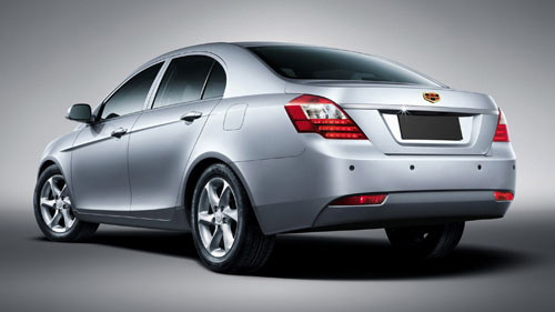 Geely Emgrand FE-1