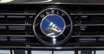Geely логотип