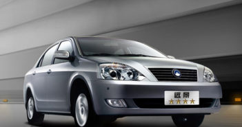 Geely Vision 2008