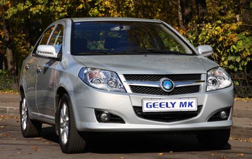 Geely MK 2010
