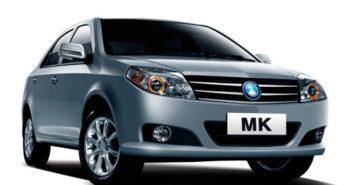 Geely MK 08