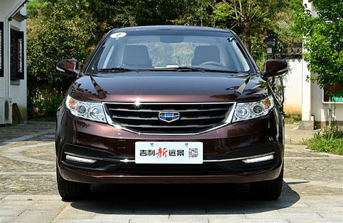 Geely Vision фото