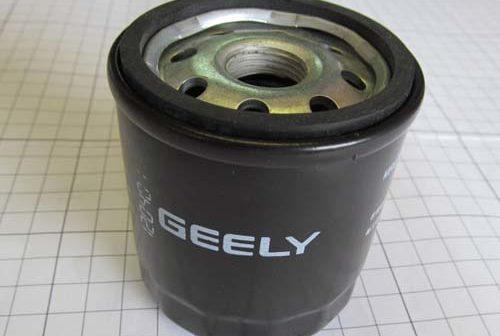 фильтр масляный Geely MK Cross