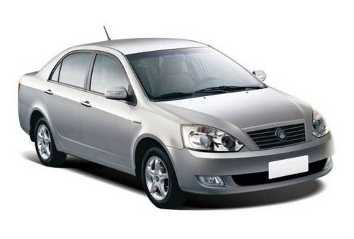 Geely Vision 2009