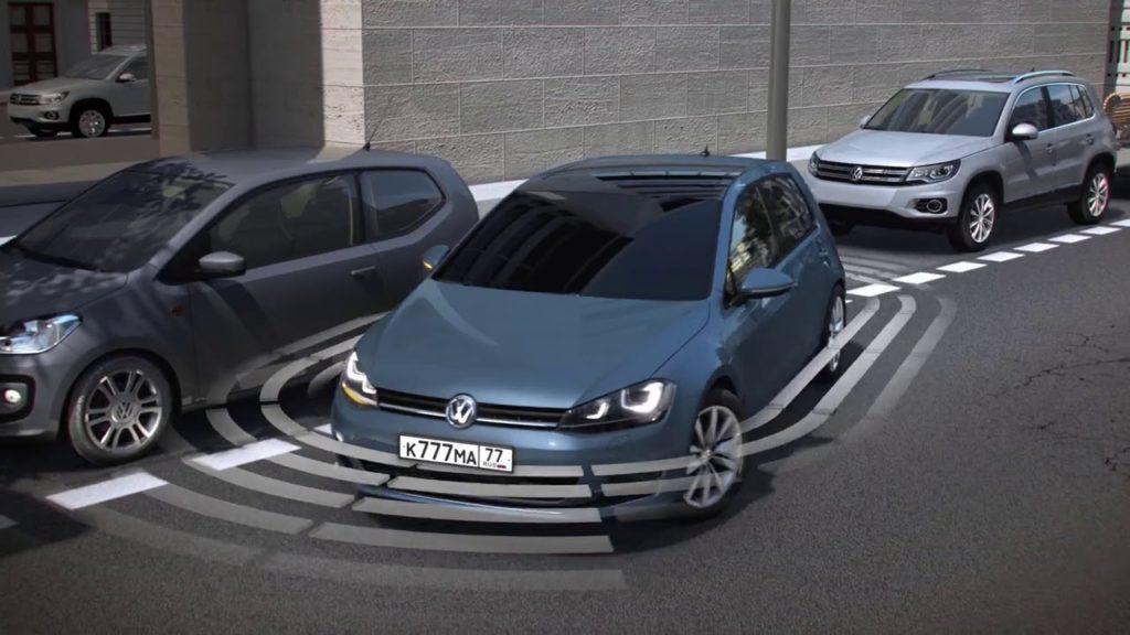технологии Volkswagen