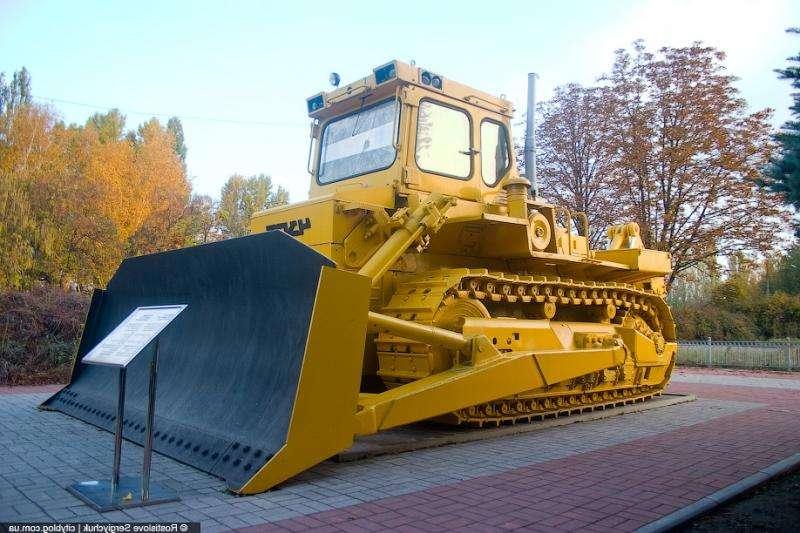 купить трактор в россии