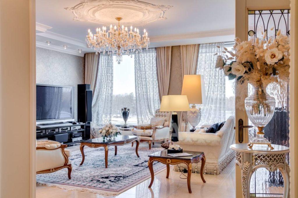 элитные дома Санкт-Петербурга