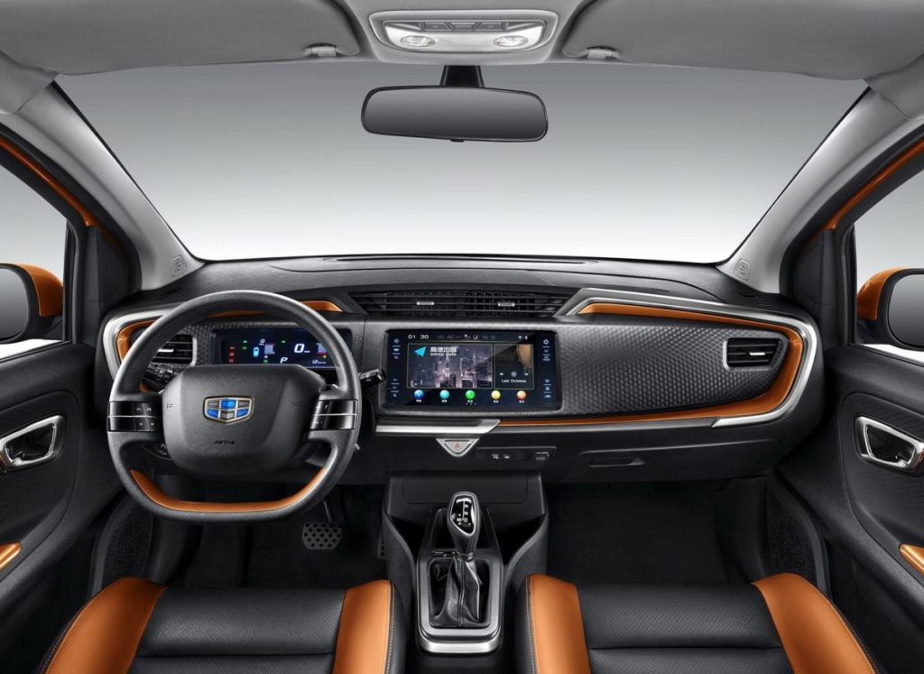 Geely Vision X1